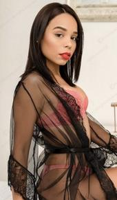 Latin Erotic Masseuse in London