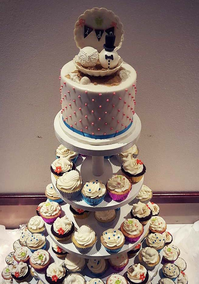 Cupcake Towerscupcakes Cupcakes Twin Cities Bakery
