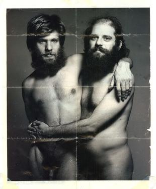 essay a lost gay new york allen ginsberg and peter orlovsky poets new york december