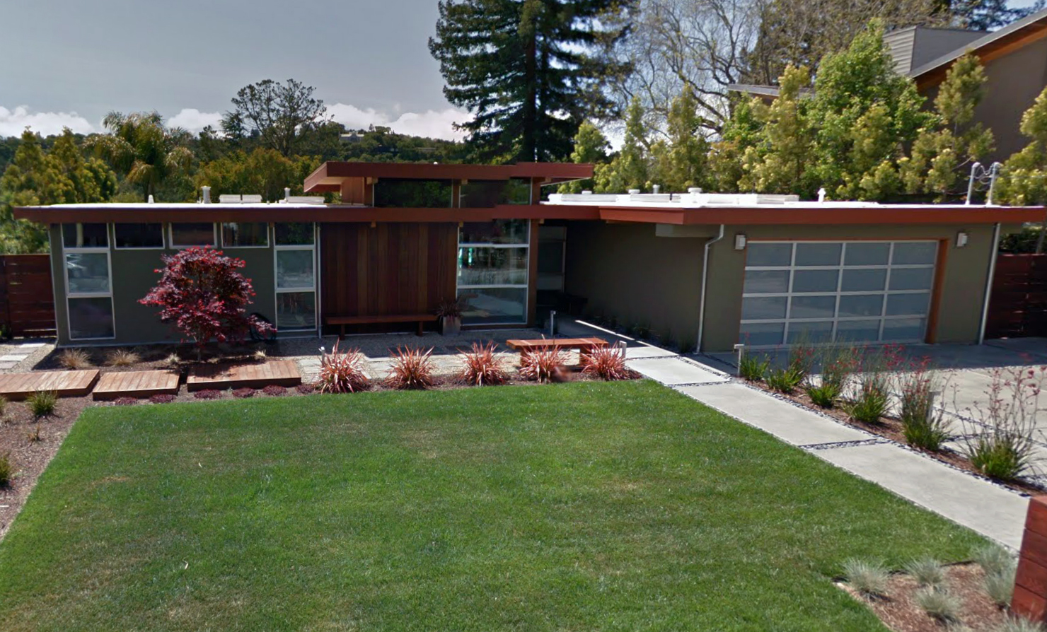 Ladera Eichler Homes | Portola Valley Real EState | Mid-Century ...