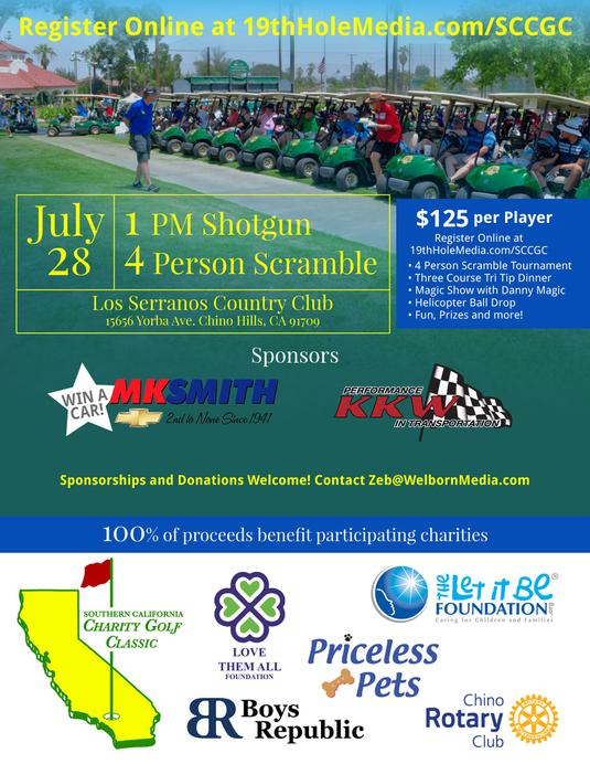 Southern California Charity Golf Classic