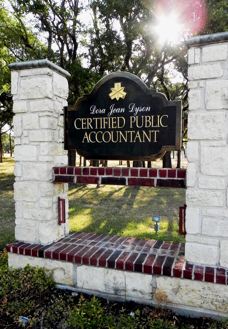 Dora Jean Dyson, CPA, P C  (Central Texas CPA)