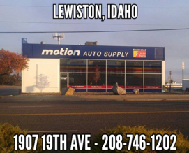 Lewiston, Idaho - 208-746-1202