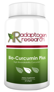 Adaptogen Research, Bio - Curcumin Plus
