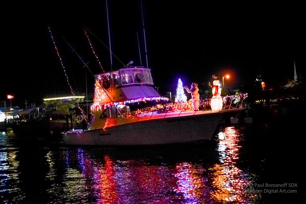 The Christmas Flotilla