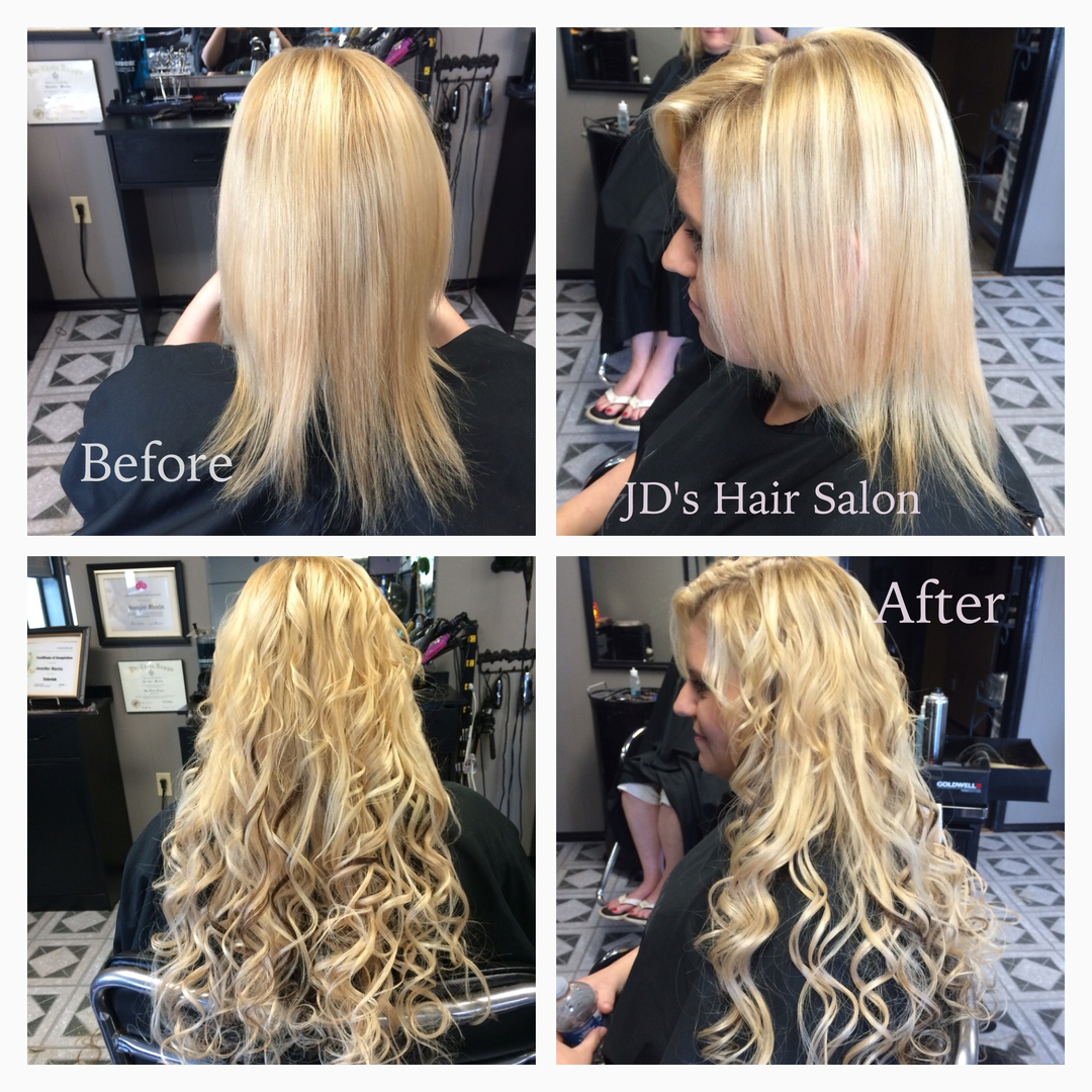 Warm Fusion Strand By Strand Hair Extensions