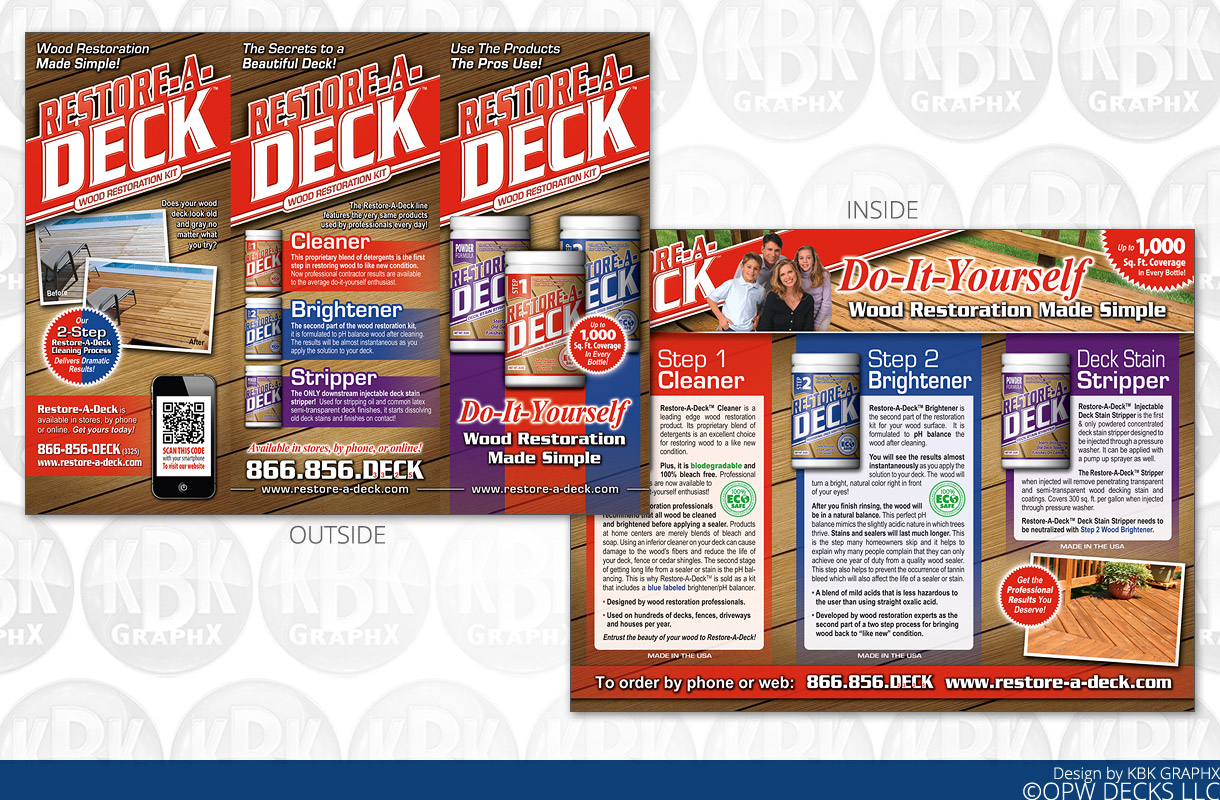 Brochure design printing services from kbk graphx size solutioingenieria Choice Image