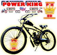 U-MOTO Motorized Bicycles - Motorized Bikes, Motorized Bike Kits
