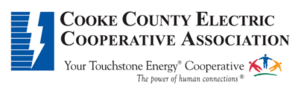 Thank you Cooke County Electric!