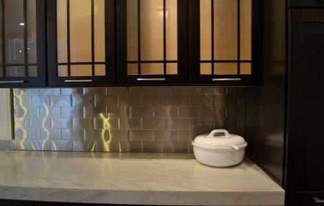 cmd | embossed metal designs | wall cladding, kitchen backsplash