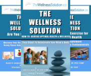The Wellness Solution on Amazon