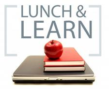 Learning Lunch Schedule