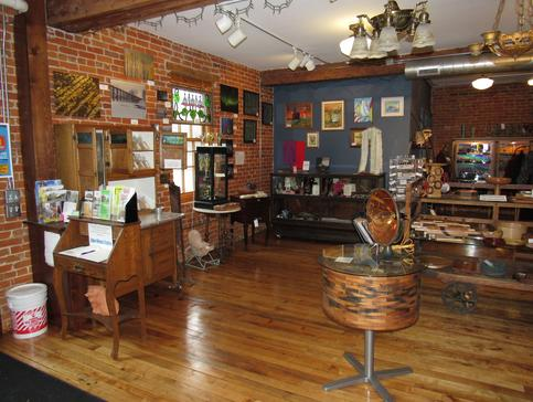 West Michigan Art Galleries. Antiques, Local Artists