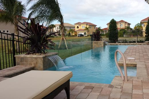 Swimming Pool Builder Serving Titusville Melbourne All Of Brevard County Florida