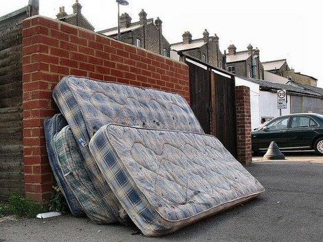 KING MATTRESS REMOVAL SERVICES