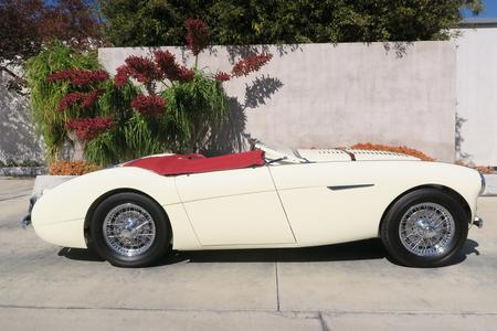 1956 Austin-Healey 100M LeMans Roadster for sale at Motor Car Company