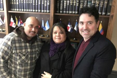 Patrick Merrick Attorney + Abogado Image