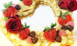 Valentine's Day Heart tart Available Now!