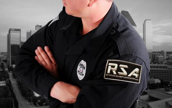 Rsa A Dallas Security Company With Fine Security Guards In