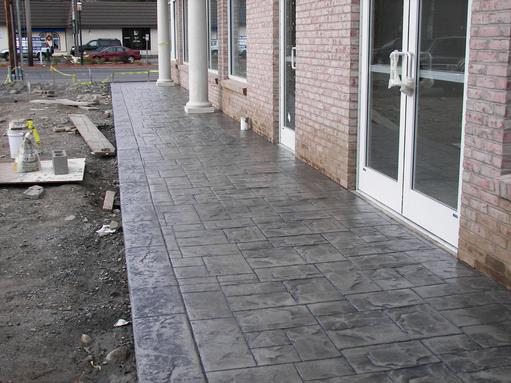 STAMPED CONCRETE PATIO CONTRACTOR SERVICE SPRING VALLEY NEVADA