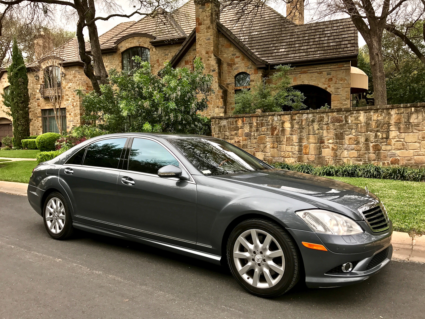 2008 Mercedes S550 Amg P3 Package Outstanding Condition 16500