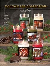 Heritage Candles Holiday Art Collection Candle Fundraiser