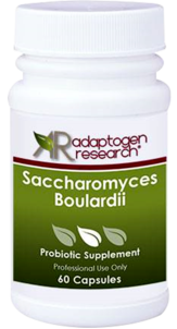 Adaptogen Research, Saccharomyces boulardii