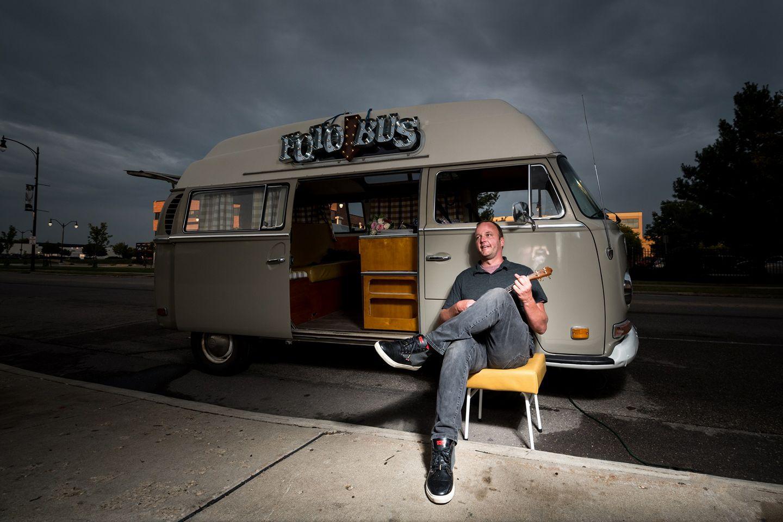 Das Foto Bus - Mobile Photobooth Rental Built into A Vintage