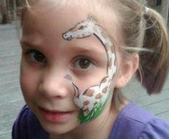 Face Painter-Face Painting for Company Picnics-Birthday Parties-Holiday Events