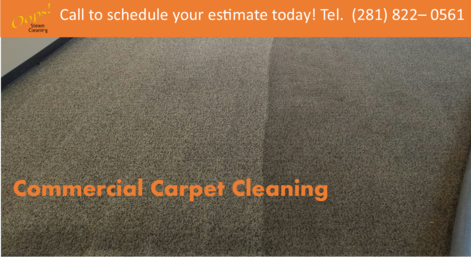 commercial carpet cleaning free estimate