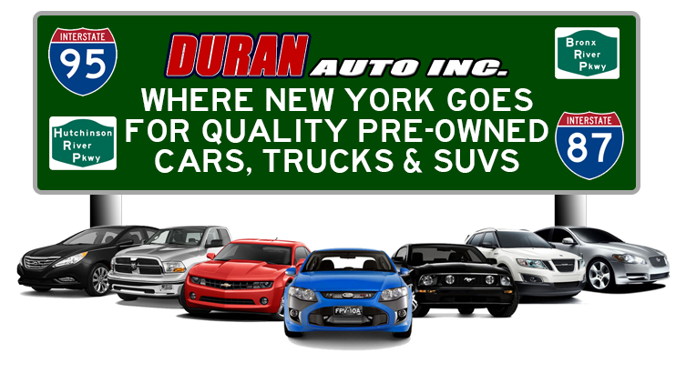 Used car sales duran auto bronx ny stop in or call today and see for yourself why duran auto has been the nycwestchester areas preferred destination for the last 20 years solutioingenieria Image collections
