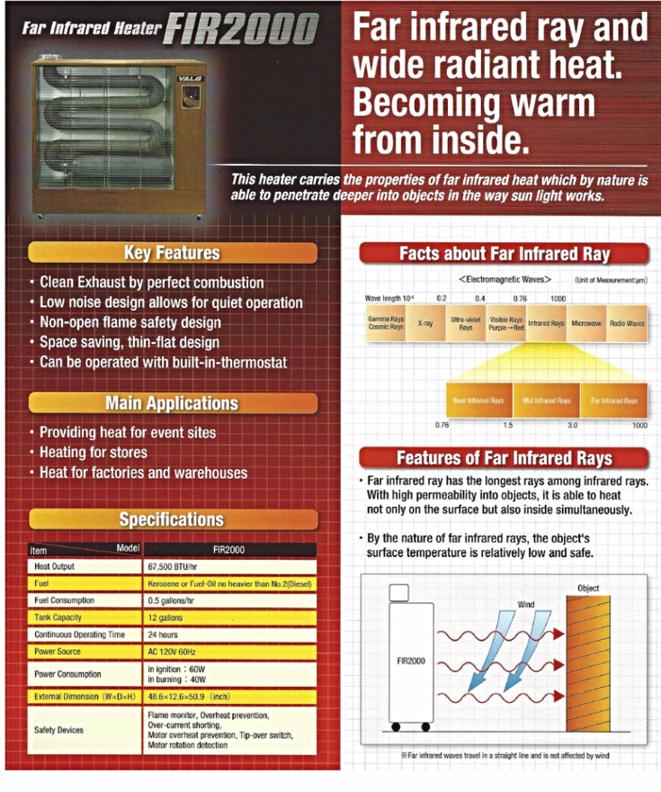 FIR2000 Brochure