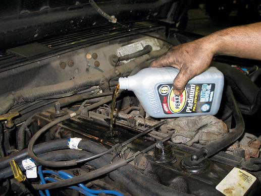 TRANSMISSION FLUID SERVICES