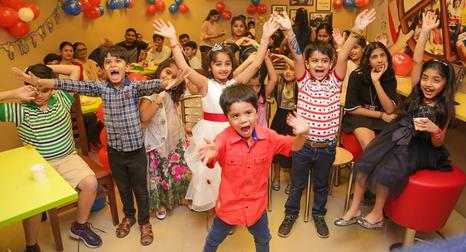 BIRTHDAY PARTY PHOTOGRAPHERS DELHI INDIA