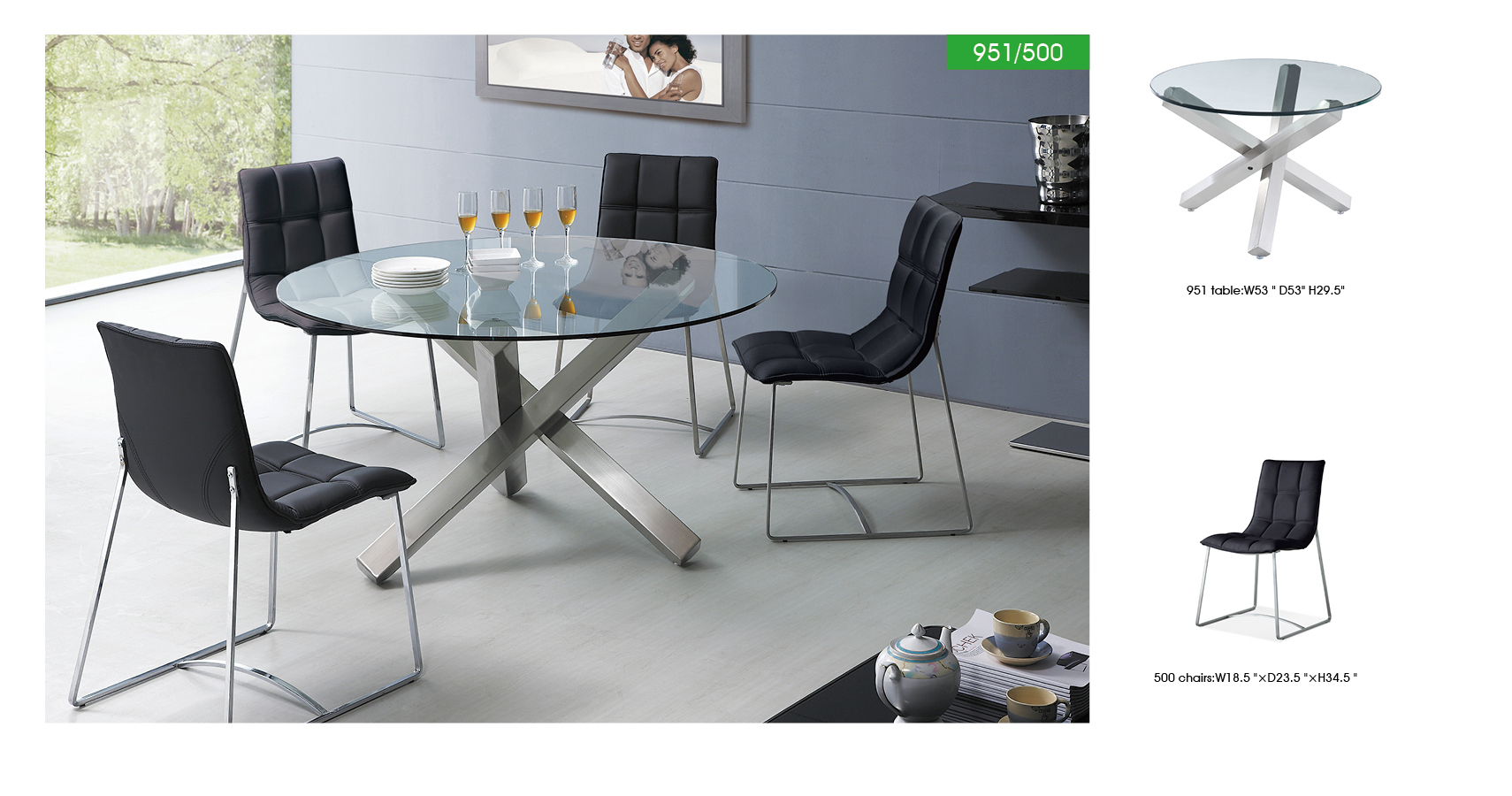 Dining Room Furniture Sets Arte Interiors Chicago