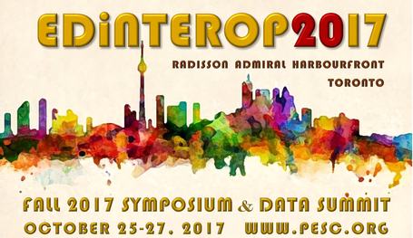 PESC FALL 2017 SYMPOSIUM & DATA SUMMIT