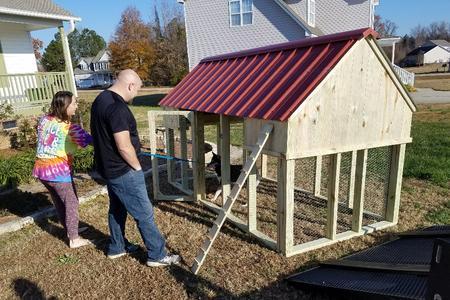 Ncbackyardcoops - Chickencoops, Chickencoop Plans