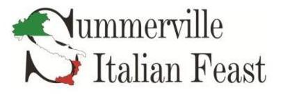 2021 Summerville Italian Feast