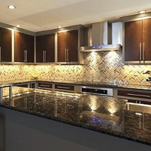Under Cabinet Lighting Installation Services in Lincoln, NE | Lincoln Handyman Services