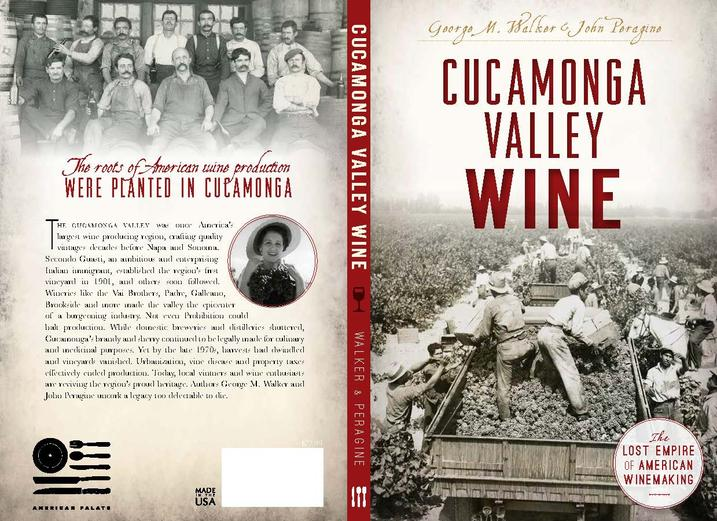 Cucamonga Valley Wine Book Page