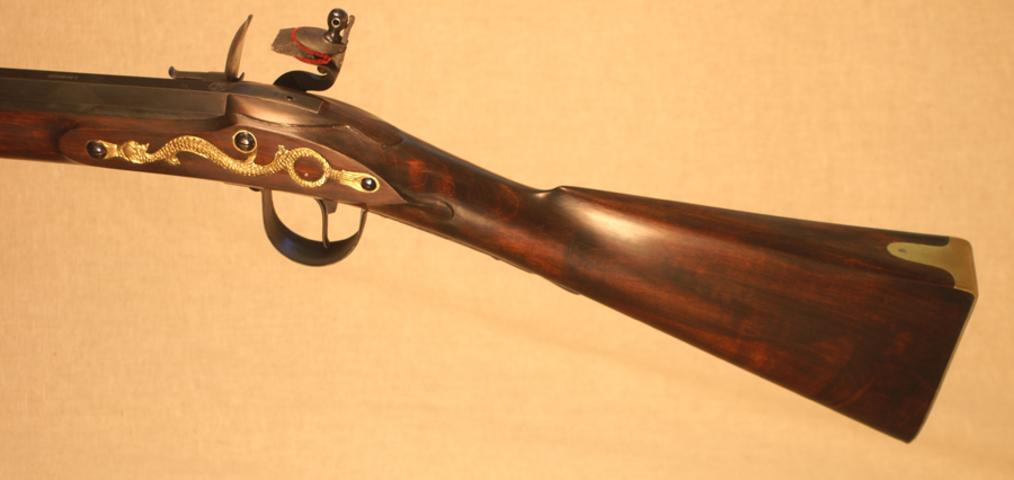 Baldwin Northwest Trade gun