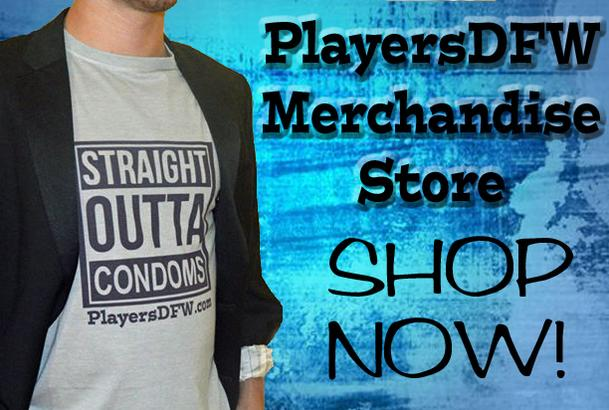 PlayersDFW Merch Store