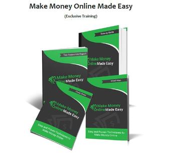 Make Money Online Special Free Report