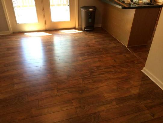 Premium Laminate Floor Installation Services in Edinburg McAllen TX | Handyman Services of McAllen