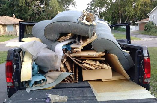 Old Broken Furniture Disposal Service In Las Vegas Nv Mgm Junk Removal