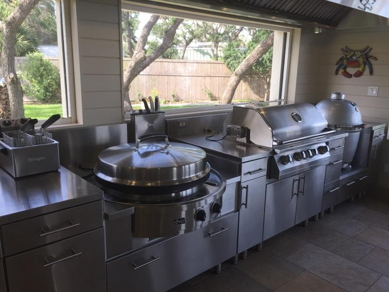 Stainless Steel Kitchens - Stainless Steel Kitchen Cabinets ...