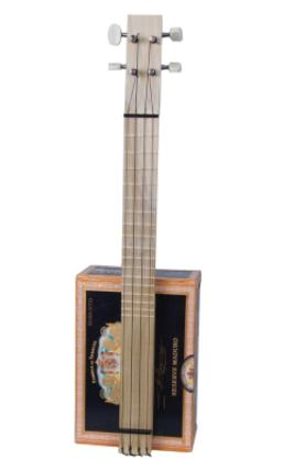 A Cigar Box Ukulele