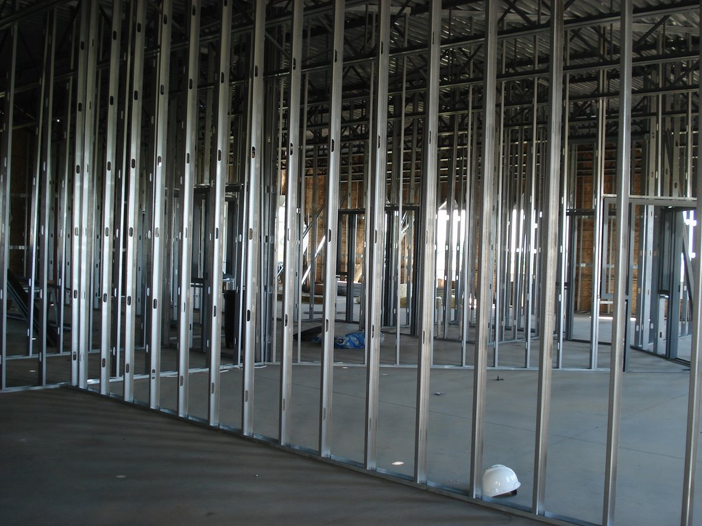 we can assist our clients during each phase of the process starting with selecting the best metal framing materials to use for any given type of