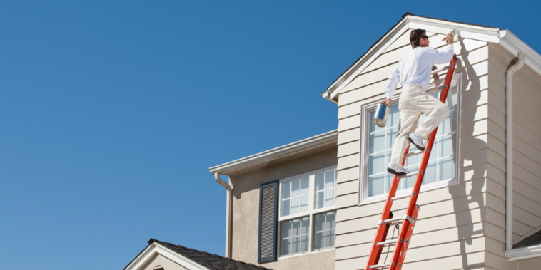 Best Painting Contractor Exterior Painting Services In Boulder City NV | Service-Vegas Commercial & Residential Expert Exterior Painting Company!
