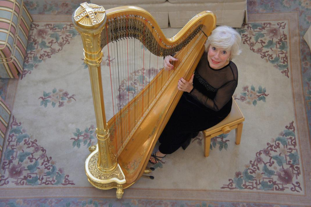 Sharon Watson - Piano, Harp, Organ for your next event